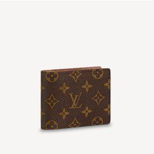 Men's Louis Vuitton Multiple Wallet Classic